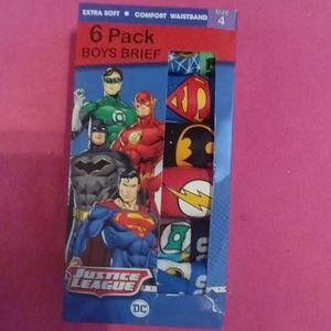 Justice League brief
